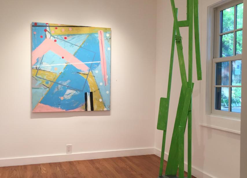 Place to Place;de stijl\Podium for Art:Austin, Texas