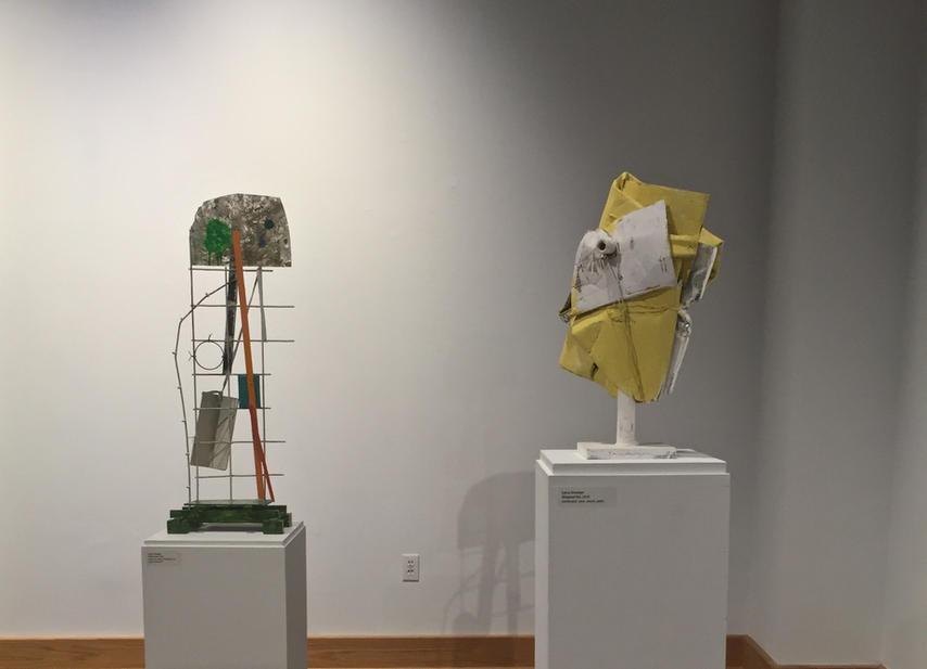 Survey: Texas Sculpture Group; University Galleries Texas State University