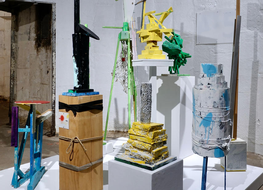 B136235D-DB12-41BF-8B1A-ALTAMIRA: THE PRIMAL URGE TO CREATE / Site Gallery at The Silos at Sawyer Yards, Houston