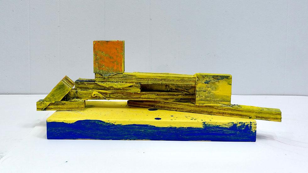 Yellow Recline