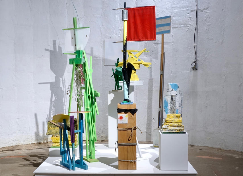ALTAMIRA: THE PRIMAL URGE TO CREATE / Site Gallery at The Silos at Sawyer Yards, Houston