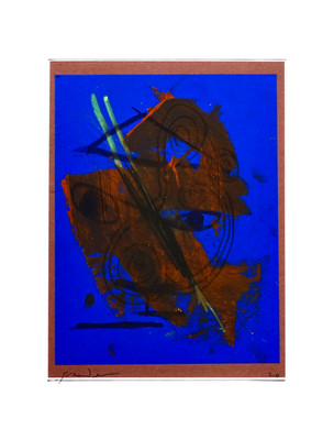Blue Witness