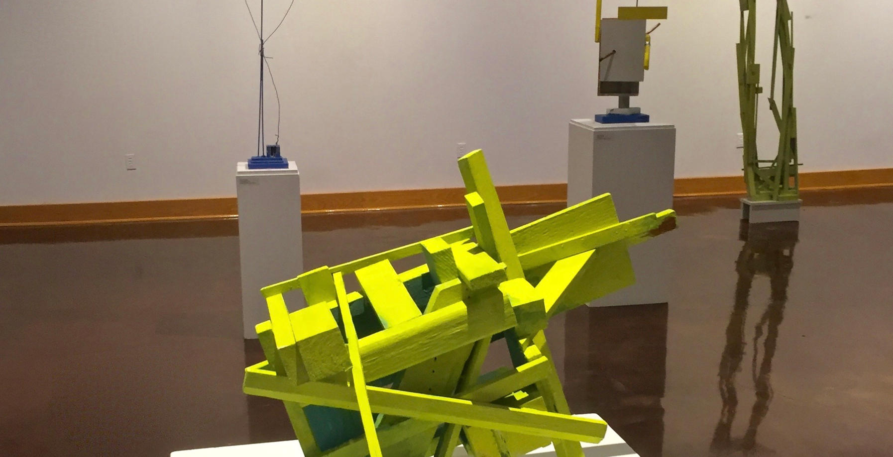 Survey: Texas Sculpture Group; University Galleries Texas State University