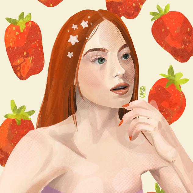 Strawberry Gal
