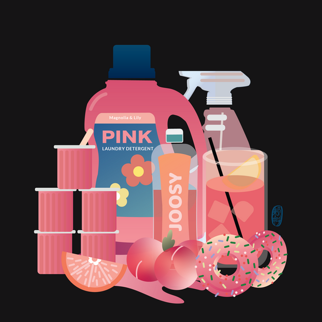 Pink Objects