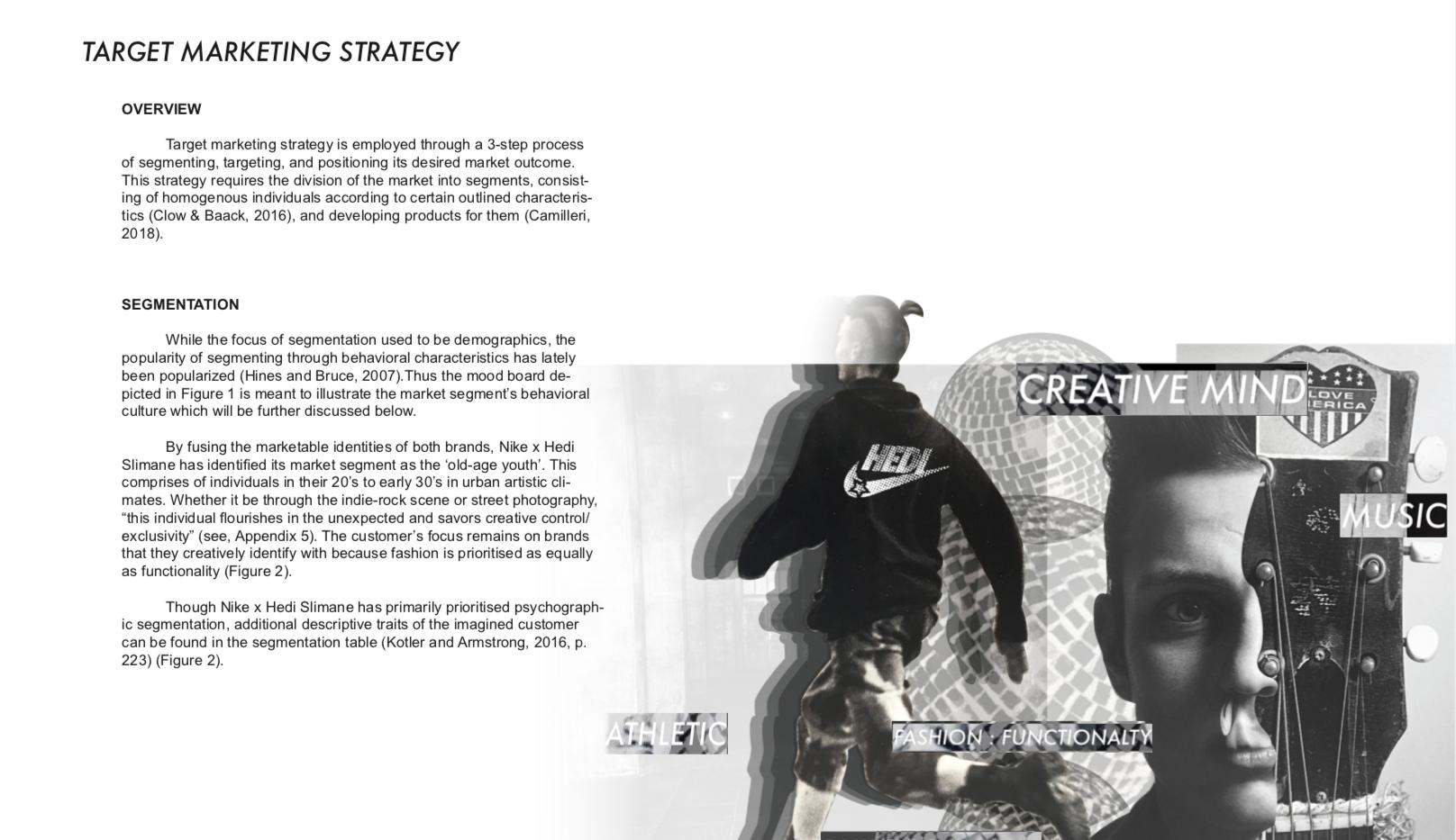 Target Marketing Strategy