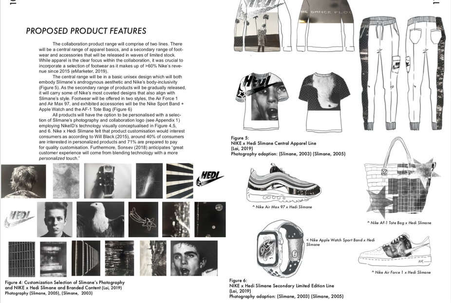 Proposed Product Features