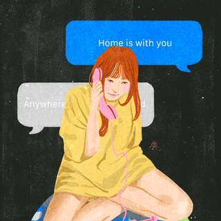 Home is in Your Voice
