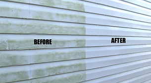 Siding cleaning Surrey