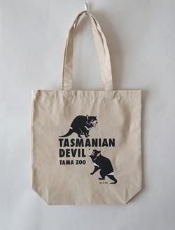 多摩動物公園 タスマニアデビルグッズ © T.Z.P.S.