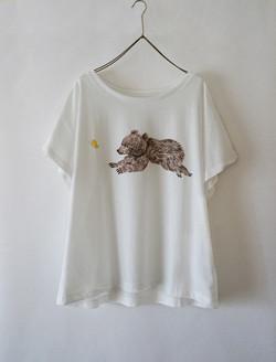 T-shirt Bear © mina chape