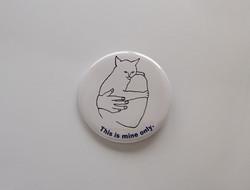 Badge © mina chape