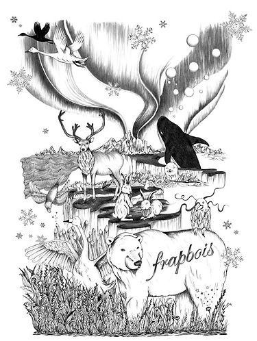 FRAPBOIS  2009 innuit