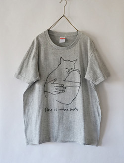 T-shirt Cat © mina chape