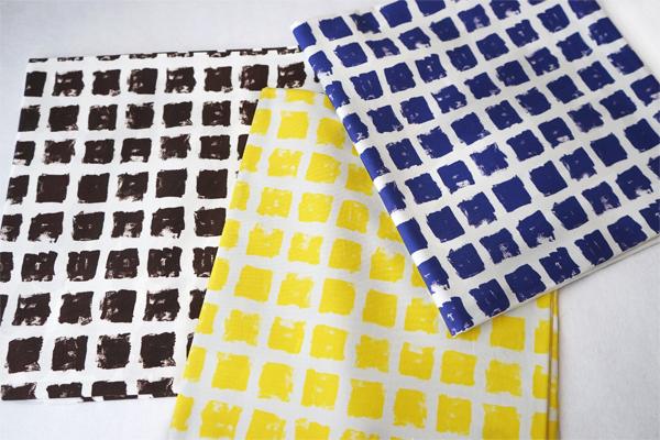 "Textile ""Block check"" © mina chape"