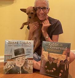Author photo with dog.jpeg