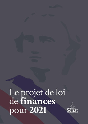 PLF21 Projet de Loi de finances 2021