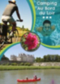 Camping du Lude dispose d'une piscine couverte et piscine découverte. Camping Au Bord du Loir, situé au coeur de la Vallée du Loir en Sarthe, à proximité du Zoo de la Flèche et des 24 Heures du Mans. Idéal pour vacances en famille, pêche, détente, nature, visites des Châteaux de la Loire.