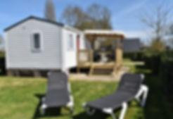 Sarthe camping mobil home