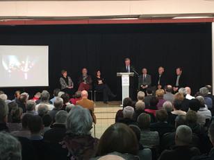 Voeux des maires en Sarthe