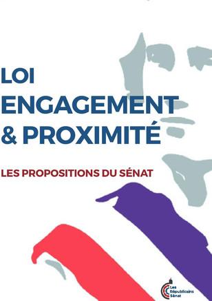 Loi Engagement et Proximité : les propositions du Sénat