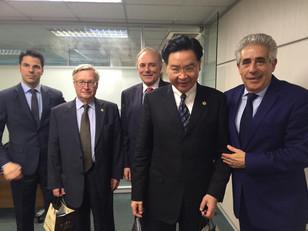 Délégation de 4 parlementaires à Taïwan