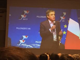 François Fillon réunit ses troupes pour lancer sa campagne électorale!