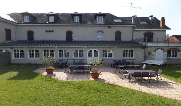 Vaunaval - Le Lude - Sarthe - réception - gîte de groupes - mariage - salle des fêtes  - anniversaires