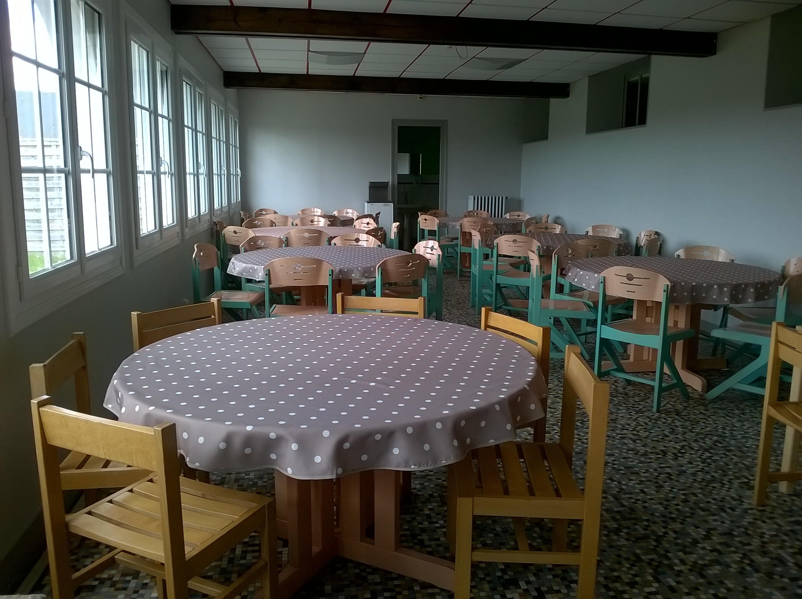 VAUNAVAL - LE LUDE - GITE DE GROUPES
