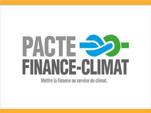 Pacte Finance - Climat européen - présentation powerpoint: audition de MM. Jean JOUZEL et Pierre LAR
