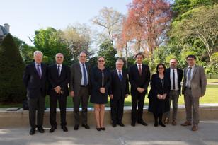 Groupe interparlementaire d'amitié France-Portugal du Sénat - 11 avril 2018 Communiqué
