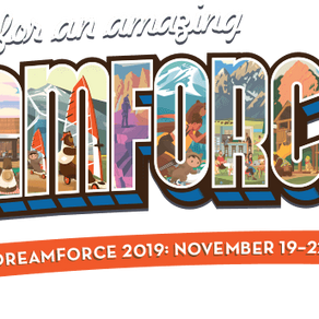 Latinos en Dreamforce - Un post personal.