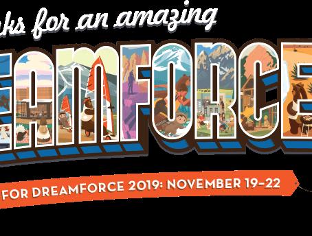 Latinos en Dreamforce - Un post personal.