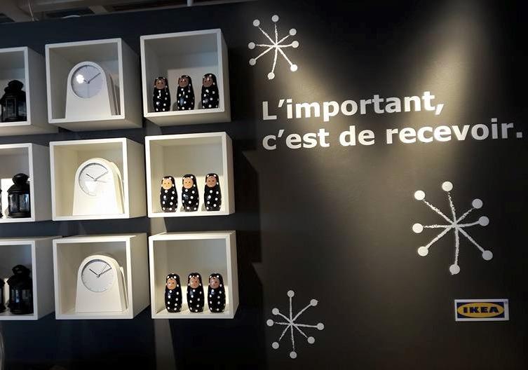 Dessin IKEA Frankrijk