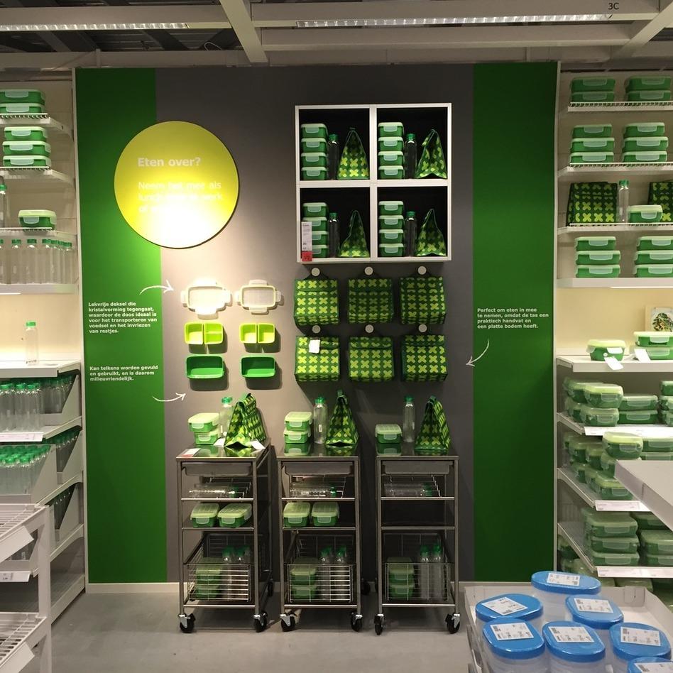 IKEA presentatie