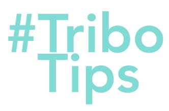 #TriboTips de septiembre