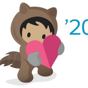 Summer '20 - Una nueva actualización de Salesforce