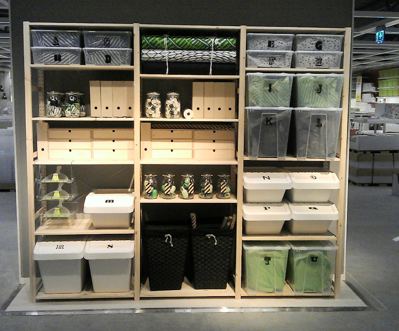 IKEA Vitality Area Home Organisation