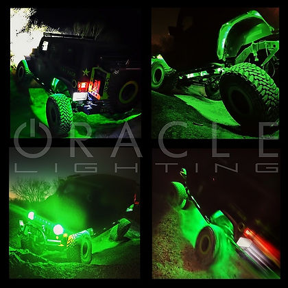 Oracle LED Rock Lights