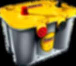 Optima Yellow Top Car Batteries