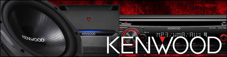 Kenwood CD Receivers