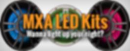 Memphis Extreme Audio Speaker LED Kit