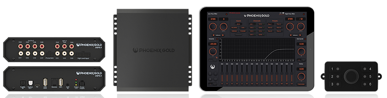 Phoenix Gold Car Audio DSP8.8