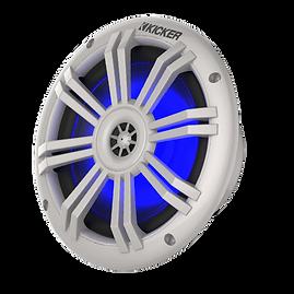KM 6.5%22 4Ω Blue LED Coaxial - angle.pn