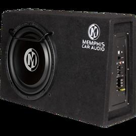 Memphis Car Audio SA112 Powered Enclosure