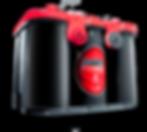 Optima Red Top Car Batteries