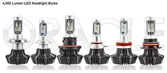 Oracle LED Headlights