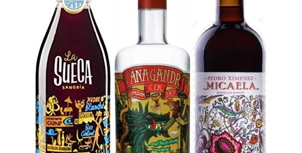 Party Pack - 2Btls Sangria, 2Btls Vanagandr Gin, 2Btls Pedro Ximenez
