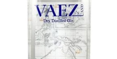 1605 Vaez's Land, Gin 700ml  was $90 Now $63