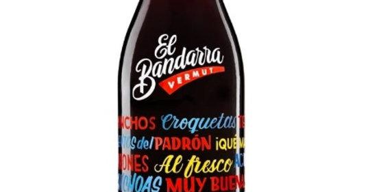 'El Bandarra Rojo' Vermouth, 1litre was $46 now $32.20 BTL